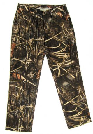 Save 50% Deerhunter Realtree Max-4 Enterprise Trousers Pants Decoying Stalking